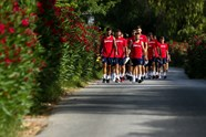 Marbella Tour: Day Four Training Gallery