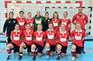 Bristol City Women Win FA Futsal Cup
