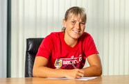 Gemma Evans signs for Bristol City Women FC