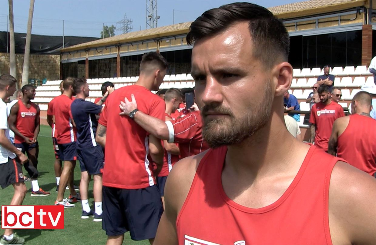 Marbella Tour: Bailey Wright exclusive interview thumbnail