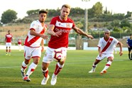 Report: Rayo Vallecano 1-0 Bristol City