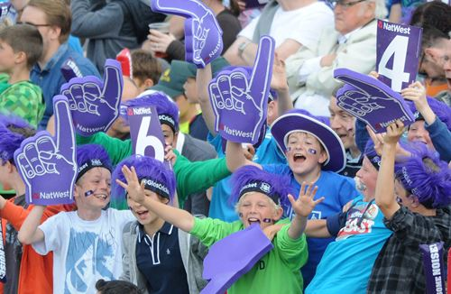Tickets On Sale For Gloucestershire's 2016 NatWest T20 Blast Campaign