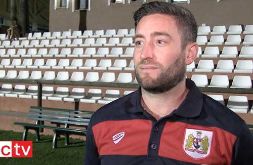 Marbella Tour: Lee Johnson Post-Rayo Vallecano