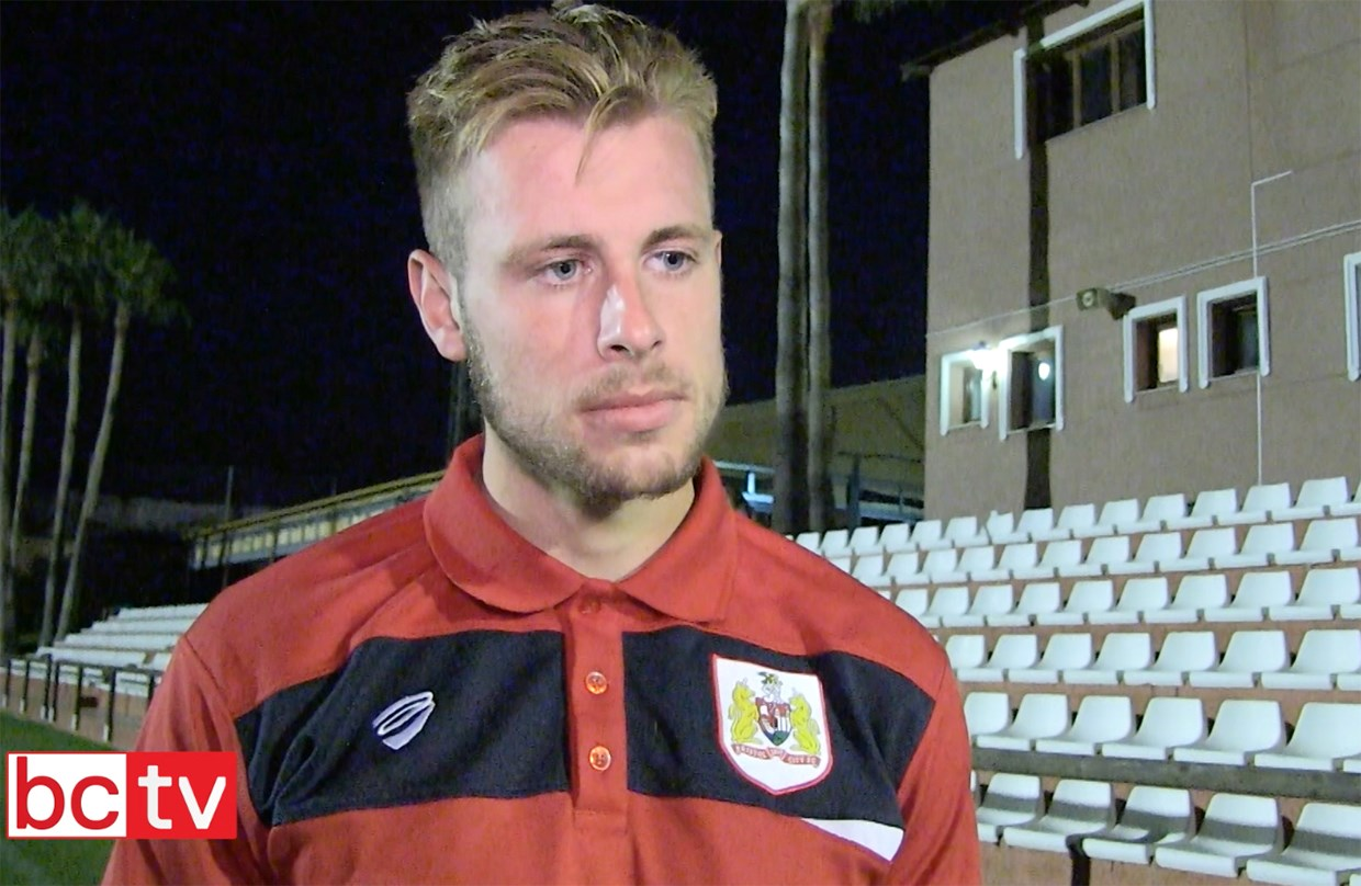 Marbella Tour: Adam Webster Post-Rayo Vallecano thumbnail