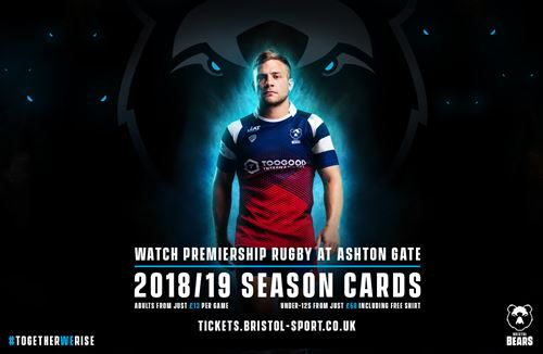 Season cards back on sale - don't miss out!