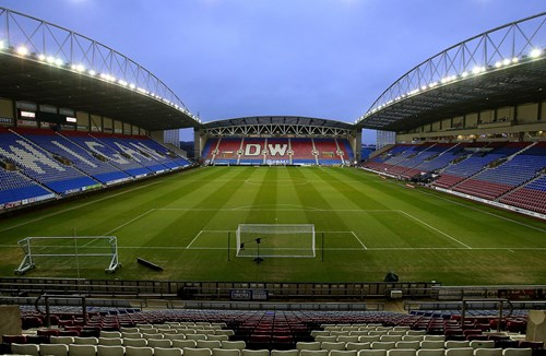 Wigan away tickets set to go on sale