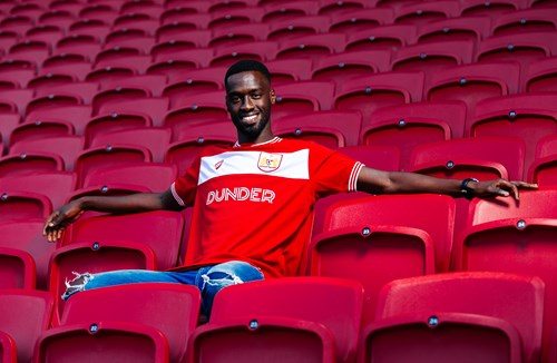 Eisa vow after City move