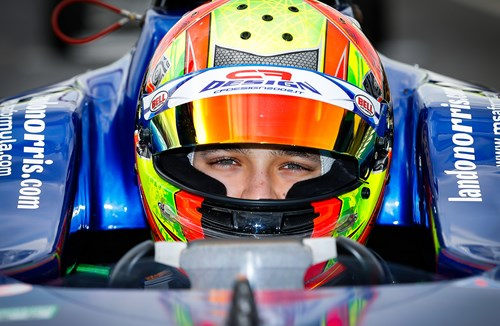 Lando Norris Stays Top After Third Win