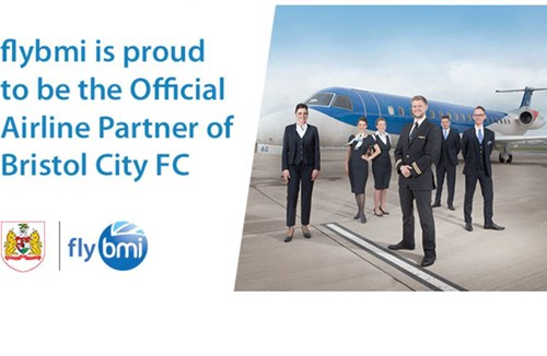 City launch new partnership with flybmi