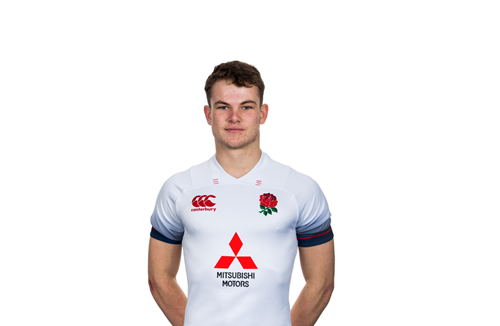 Jack Bates included in England U18s squad for Aon U18 International Series