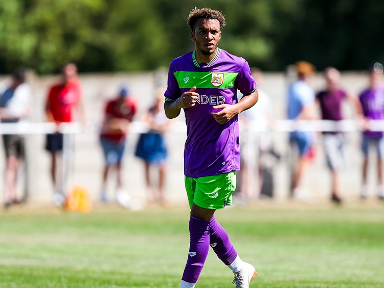 Bristol City U23 v Crystal Palace U23