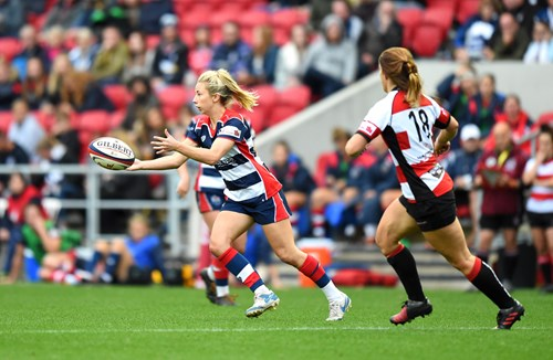 Bristol Bears Women announce squad for Secure Trading Sevens finals
