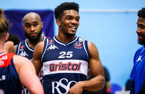 Bristol Flyers re-sign Marcus Delpeche