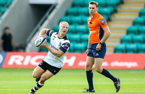 Reiss Cullen seals Doncaster Knights switch