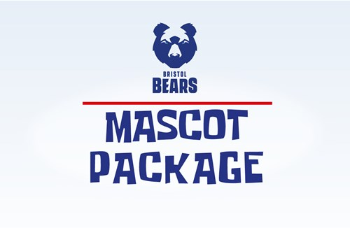 Matchday mascot packages available for upcoming games