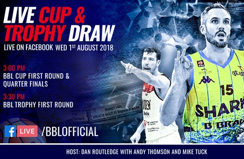 Flyers to discover BBL Cup and Trophy opponents LIVE on Facebook