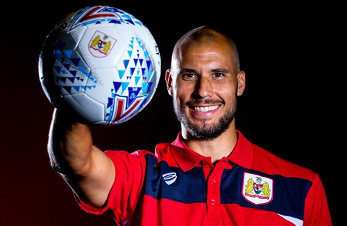 'I want to take Bristol City into the Premier League'