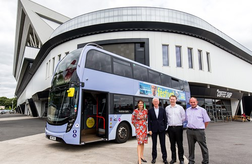More buses to transport fans to Ashton Gate in 2018/19