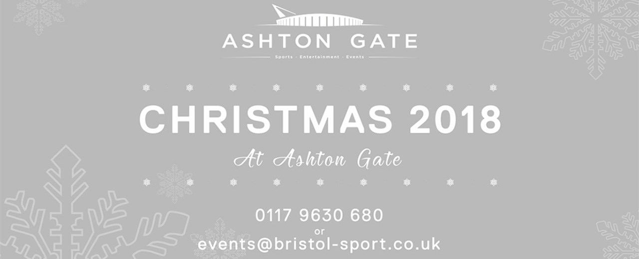 Ashton Gate as a Bristol Christmas Party Venue