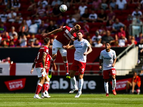 Highlights: Bristol City 1-1 Nottingham Forest