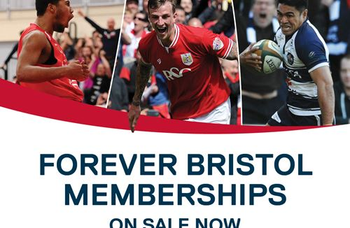 Forever Bristol Memberships Now On Sale