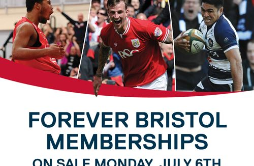 Forever Bristol Memberships On Sale From Monday