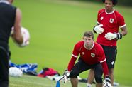 Fielding Excited By Championship Challenge