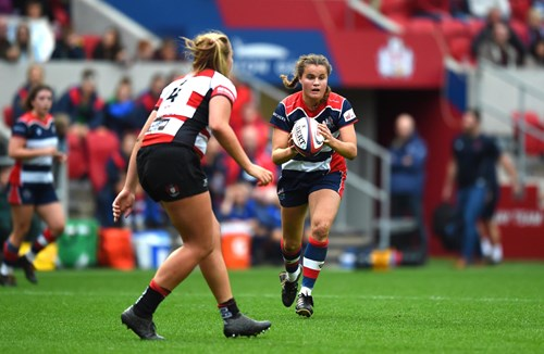 Bristol Bears Women to play at Ashton Gate in double header