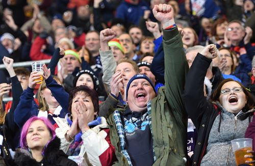 Ashton Gate to launch revamped matchday for rugby supporters