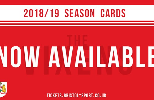 Bristol City Women FC season cards now available