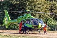 Kayleigh saddles up to raise Air Ambulance charity funds