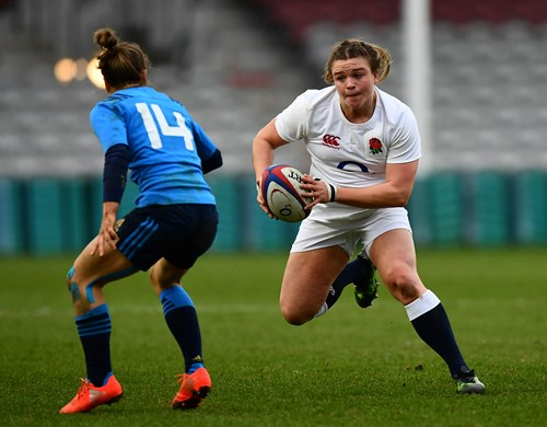 Sarah Bern returns to Bristol Bears Women