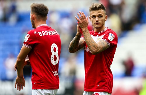Gallery: Bolton Wanderers 2-2 Bristol City