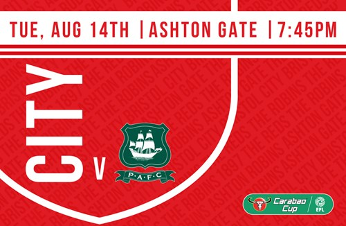 Watch cup football at Ashton Gate