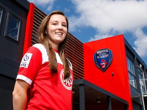 Exclusive: Bristol Academy Make Seven New Signings