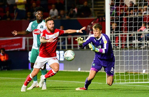 Report: Bristol City 0-1 Plymouth Argyle