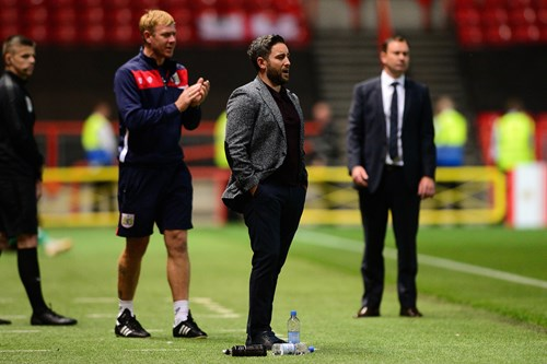 Video: Lee Johnson Post-Plymouth Argyle home