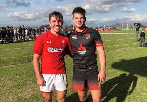 Lloyd takes bragging rights as Wales U18 edge England U18