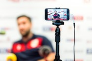 Video: Lee Johnson Pre-Middlesbrough home
