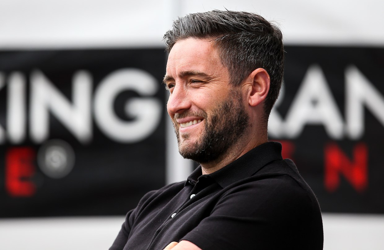 Video: Lee Johnson Pre-Swansea City away thumbnail