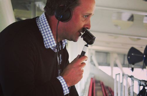 Budding commentator? We've got the competition for you…