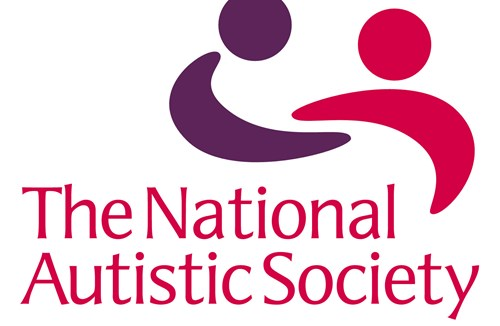 Today's bucket collection: National Autistic Society