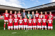 Bristol City Women reveal Yeo Valley as new front of shirt sponsor