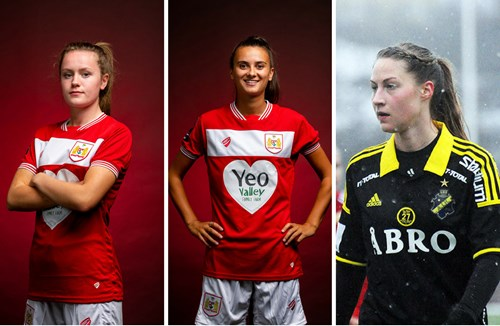 City Women sign trio of forwards ahead of the new season