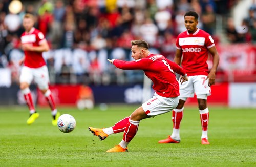 Report: Bristol City 0-2 Middlesbrough