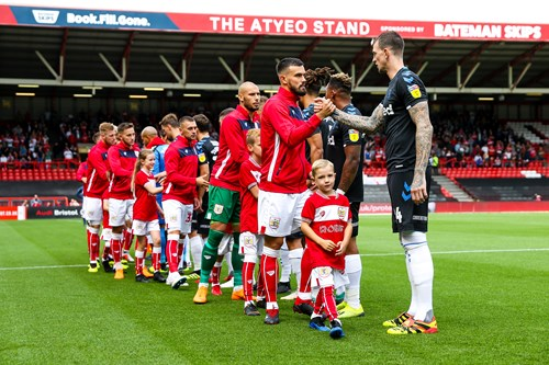 Gallery: Bristol City 0-2 Middlesbrough