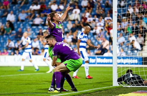 Gallery: QPR 0-3 Bristol City