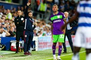 Johnson dedicates QPR victory to Smith