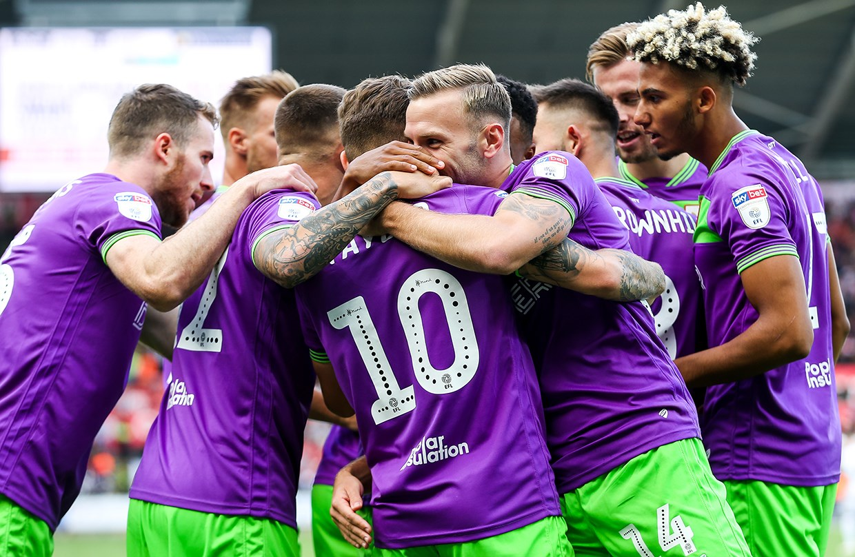 Highlights: Swansea City 0-1 Bristol City thumbnail