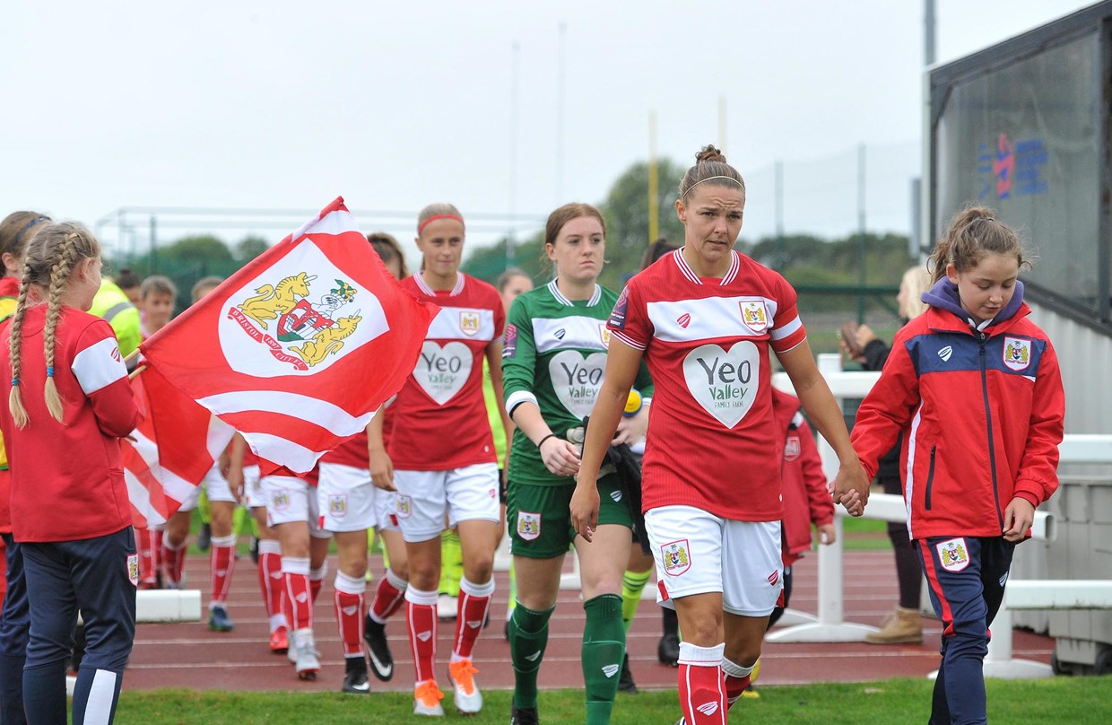 Bristol City Women  a4e9839aa